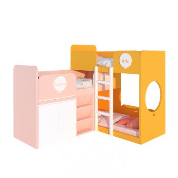 (糖果系列)多功能兒童床